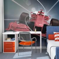 Fotobehang - Formule 1-wagen