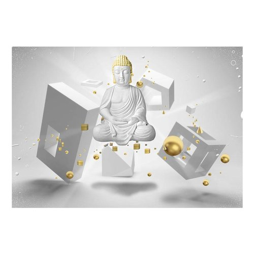 Fotobehang - Meditatie - Boeddha