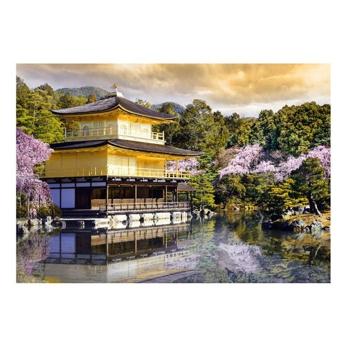 Fotobehang - Japans ontwerp