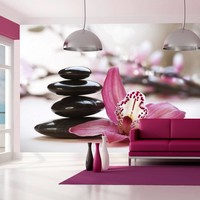 Fotobehang - Relaxation and Wellness