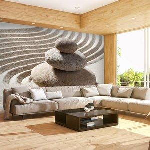 Fotobehang - Zen tuin