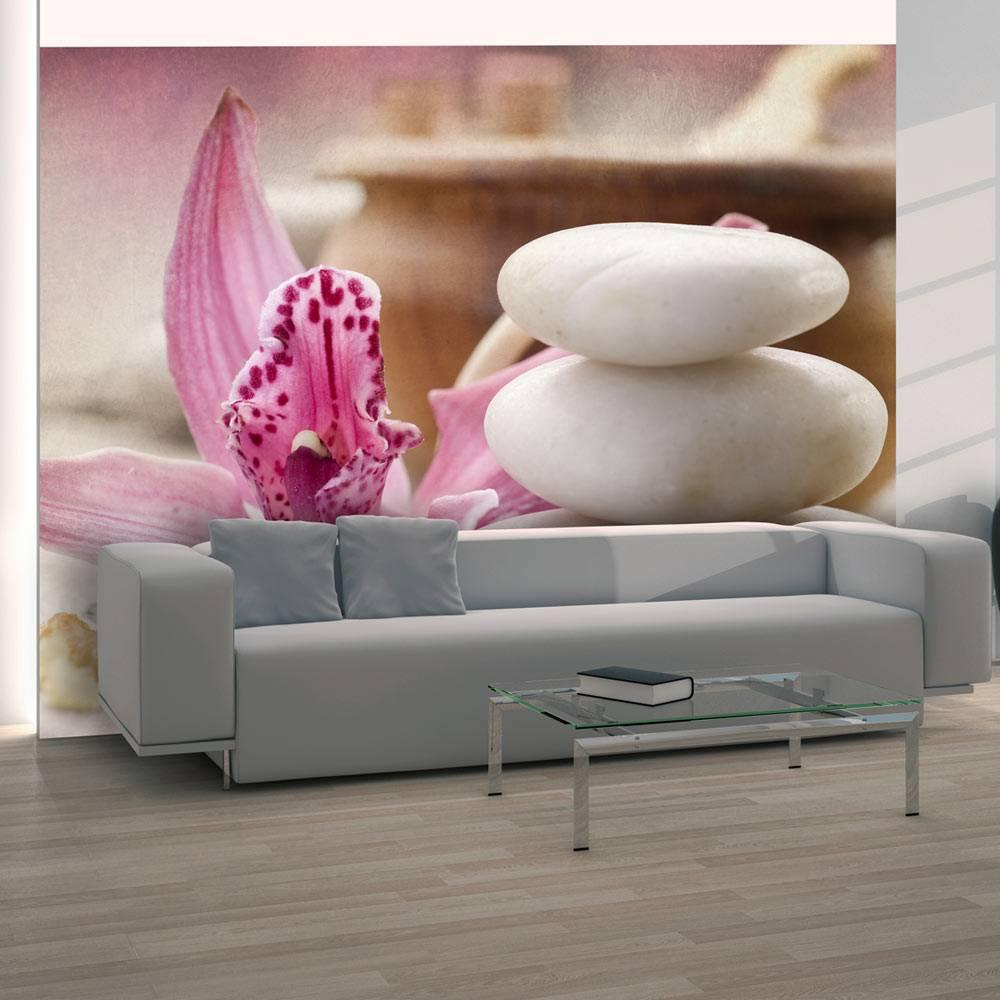 Fotobehang - Zen en spa
