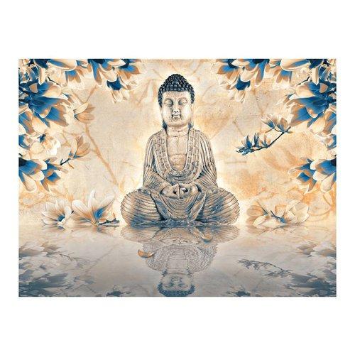 Fotobehang - Boeddha van voorspoed