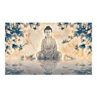 Fotobehang - Buddha of prosperity