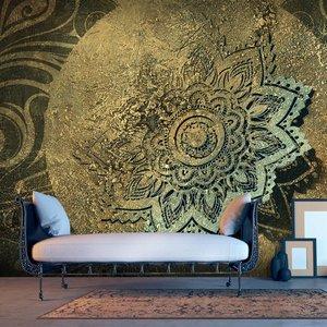 Fotobehang - Golden Treasure