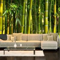 Fotobehang - Oriental Garden