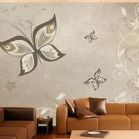 Fotobehang - Butterfly wings