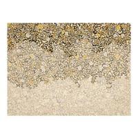 Fotobehang - Art en Vlinders , beige bruin