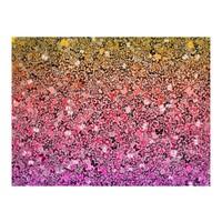 Fotobehang - De taal van vlinders ,  beige roze