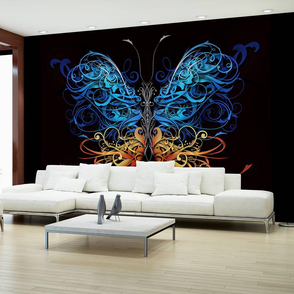 Fotobehang - Wings of Fantasy