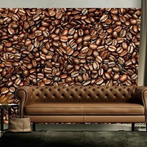 Fotobehang - Koffie en nog eens koffie