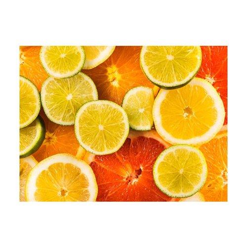 Fotobehang - Citrus vruchten