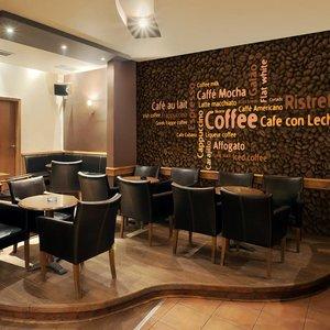 Fotobehang - Latte, espresso, cappucino...