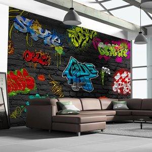 Fotobehang - Graffiti wall