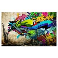 Fotobehang - Funky - graffiti