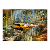 Fotobehang - Grenzeloos - New York