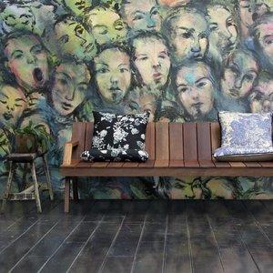 Fotobehang - Berlijn wall art