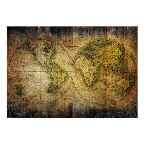 Fotobehang - Op zoek naar de oude wereld