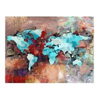 Fotobehang - De wereld zonder kunst is niets
