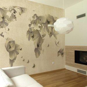Fotobehang - Vlinders in de wereld