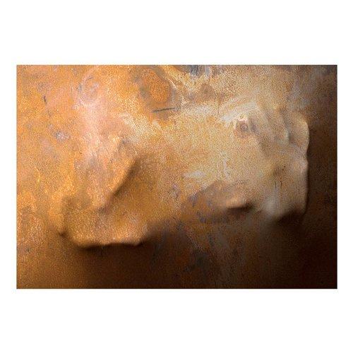 Fotobehang - Aanraking (3D) , bruin beige , 5 maten