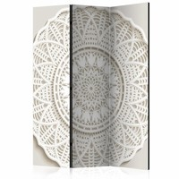 Vouwscherm - Mandala 3D I 135x172cm