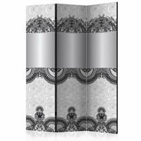 Vouwscherm - Abstract patroon 135x172cm
