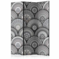 Vouwscherm - Mandalas I 135x172cm