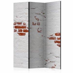 Vouwscherm - Kamerscherm - Stenen geheim135x172cm