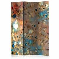 Vouwscherm - Kamerscherm - Magische wereld 135x172cm