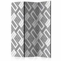 Vouwscherm - Ethno Geometry 135x172cm