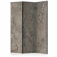 Vouwscherm - Zilver serenade 135x172cm