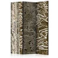 Vouwscherm - Folie dorée 135x172cm