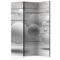 Vouwscherm - Ballen 135x172cm
