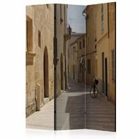Vouwscherm - Zomer in Mallorca  135x172cm
