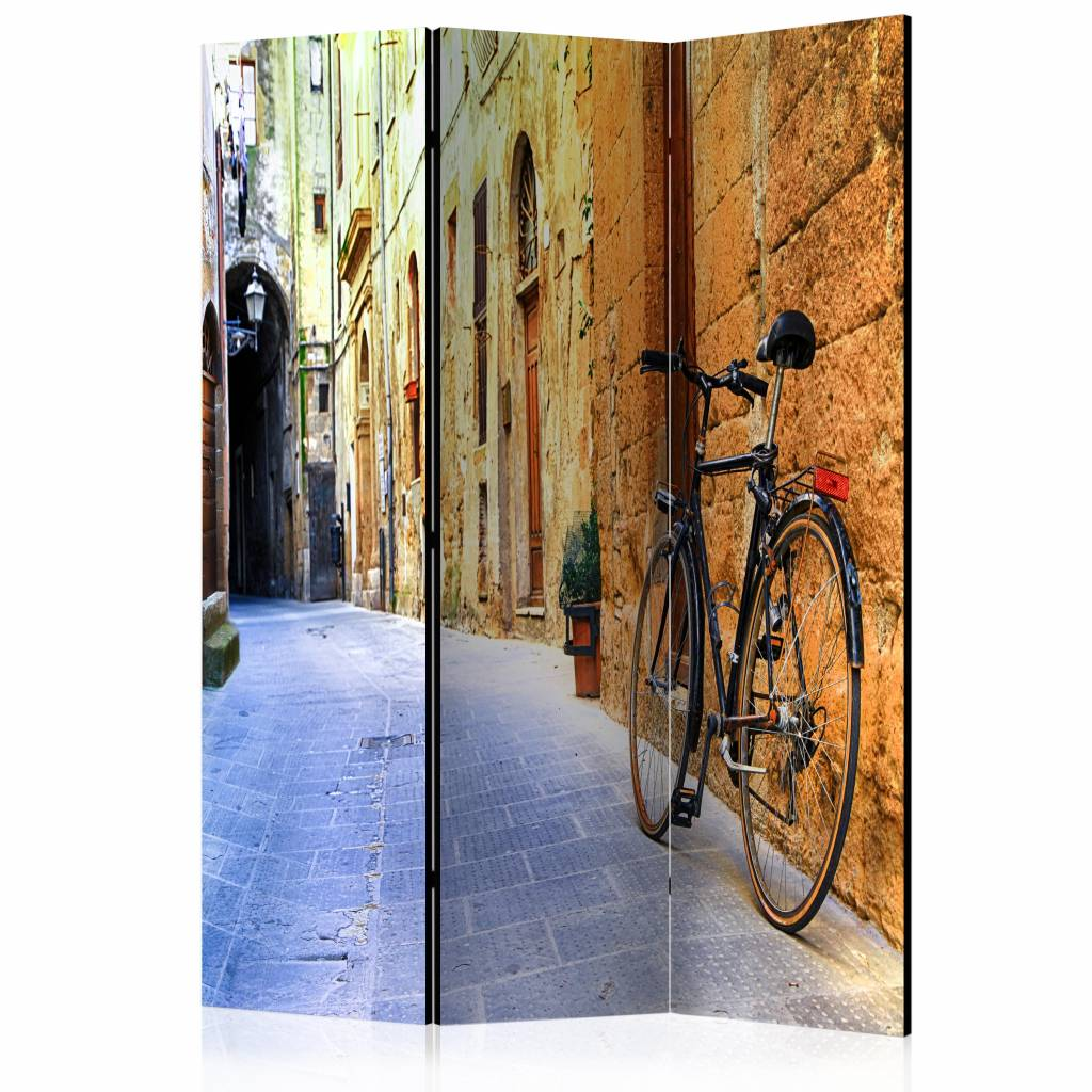 Vouwscherm - Zomer in Italie 135x172cm