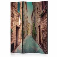 Vouwscherm - De magie van Toscane 135x172cm