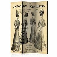 Vouwscherm - Dames Confectie 135x172cm