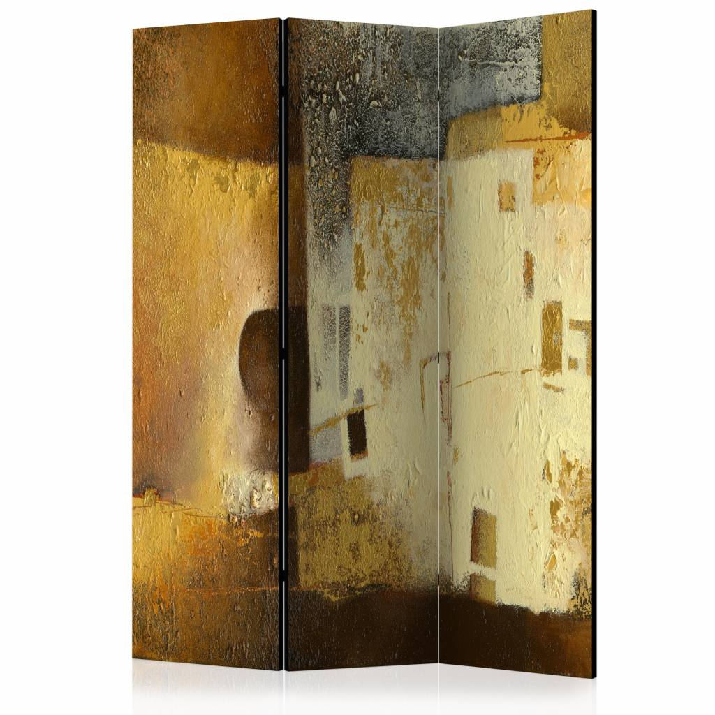 Vouwscherm - Van Goud 135x172cm