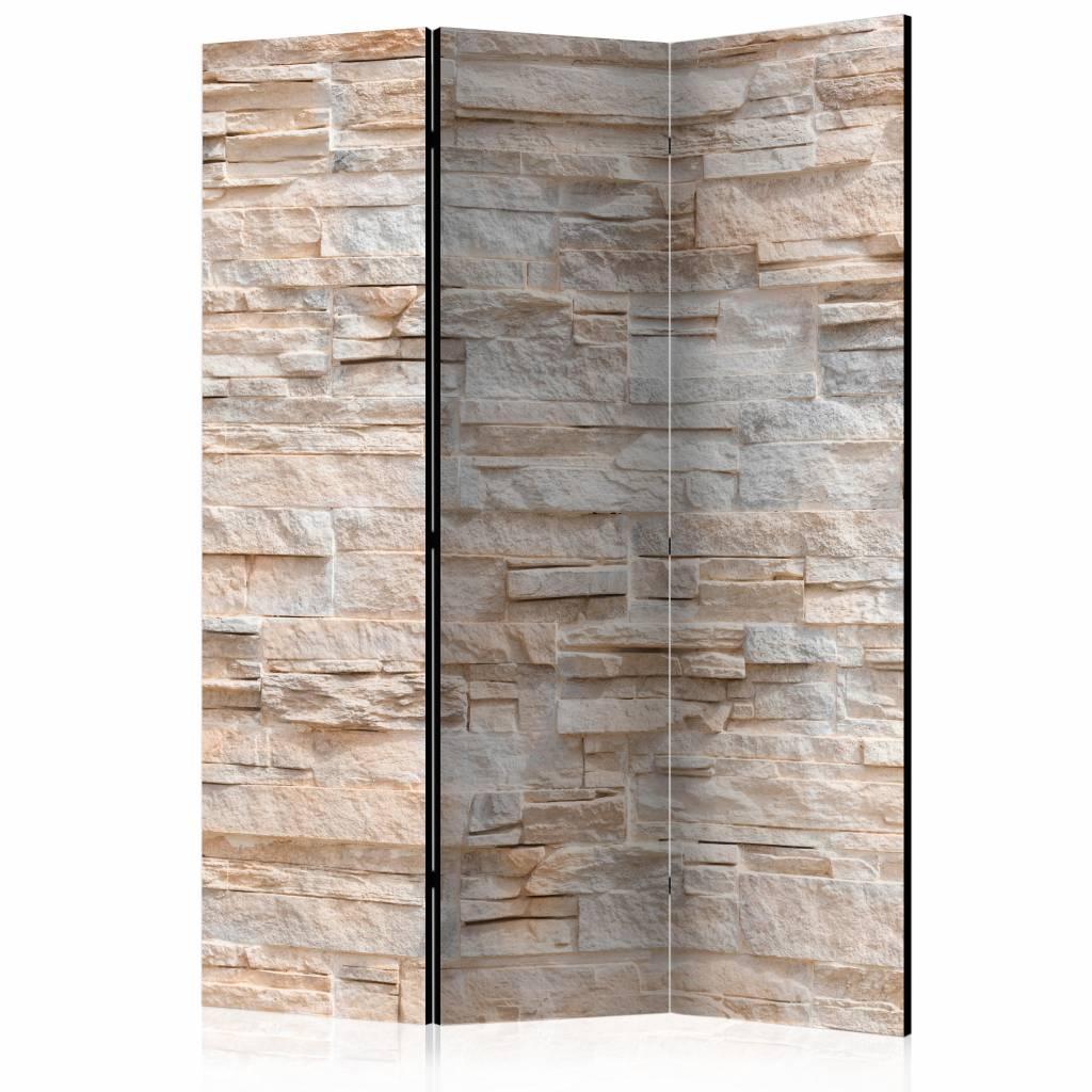 Vouwscherm - Sier stenen 135x172cm