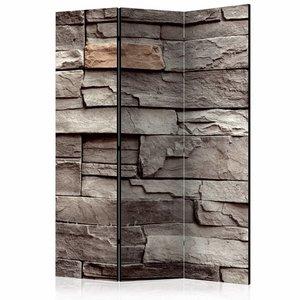Vouwscherm - Muur van stilte 135x172cm