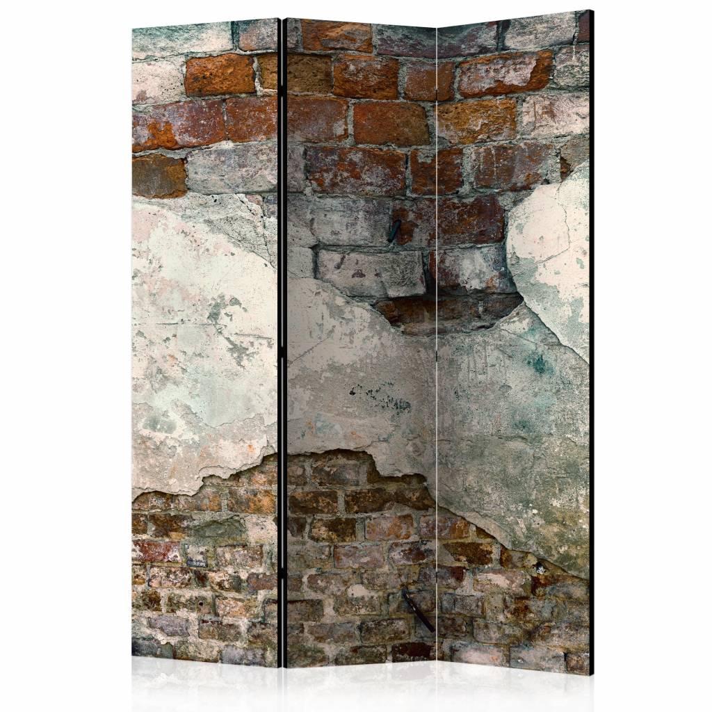 Vouwscherm - De muur 135x172cm