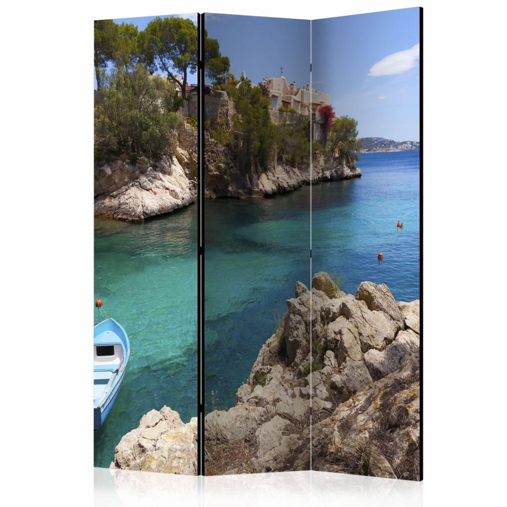 Vouwscherm - Vakantie 135x172cm