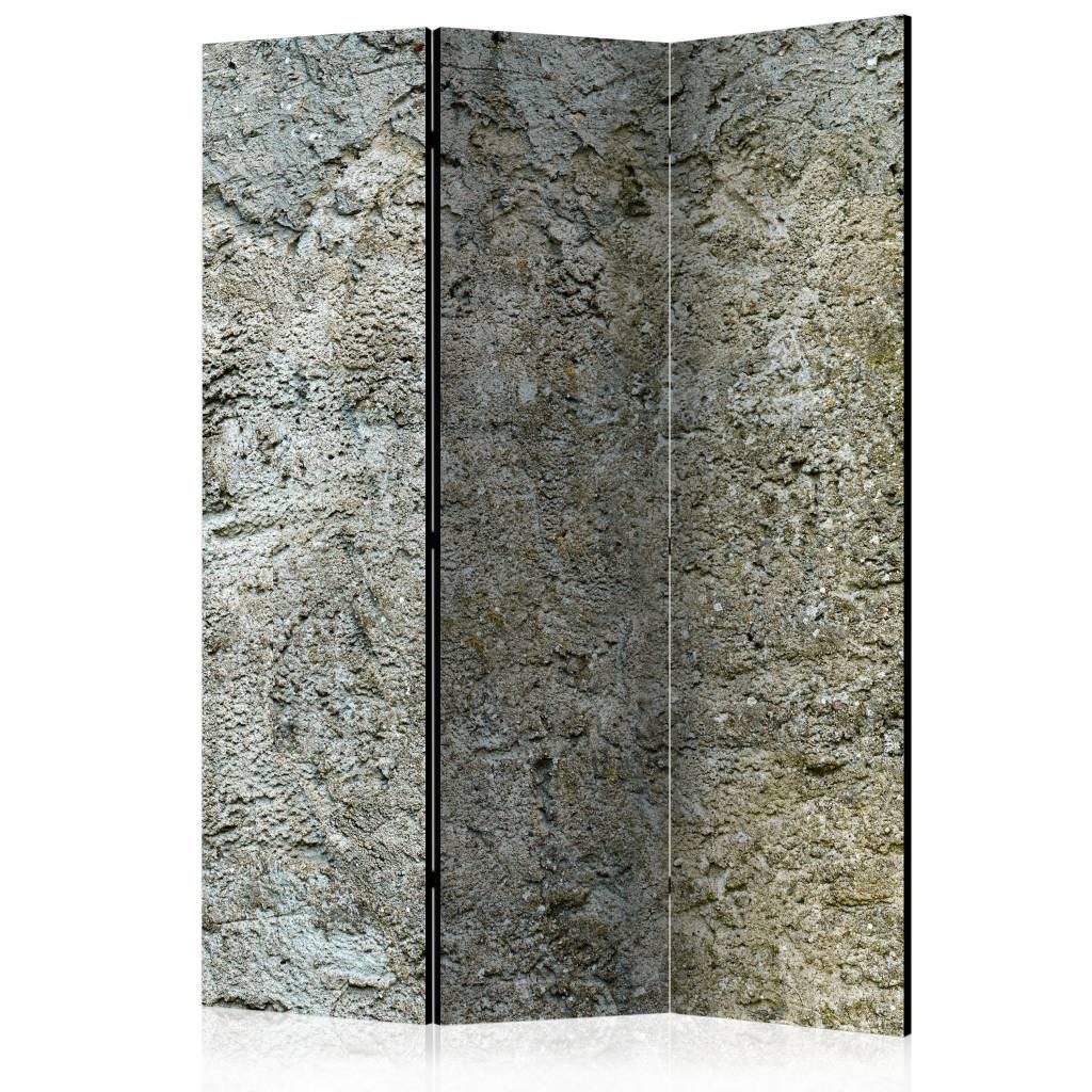 Vouwscherm - Van steen, canvas 135x172cm