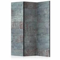 Vouwscherm - Turquoise Concrete [Room Dividers]