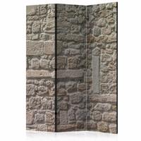 Vouwscherm - Stenen Tempel 135x172 cm