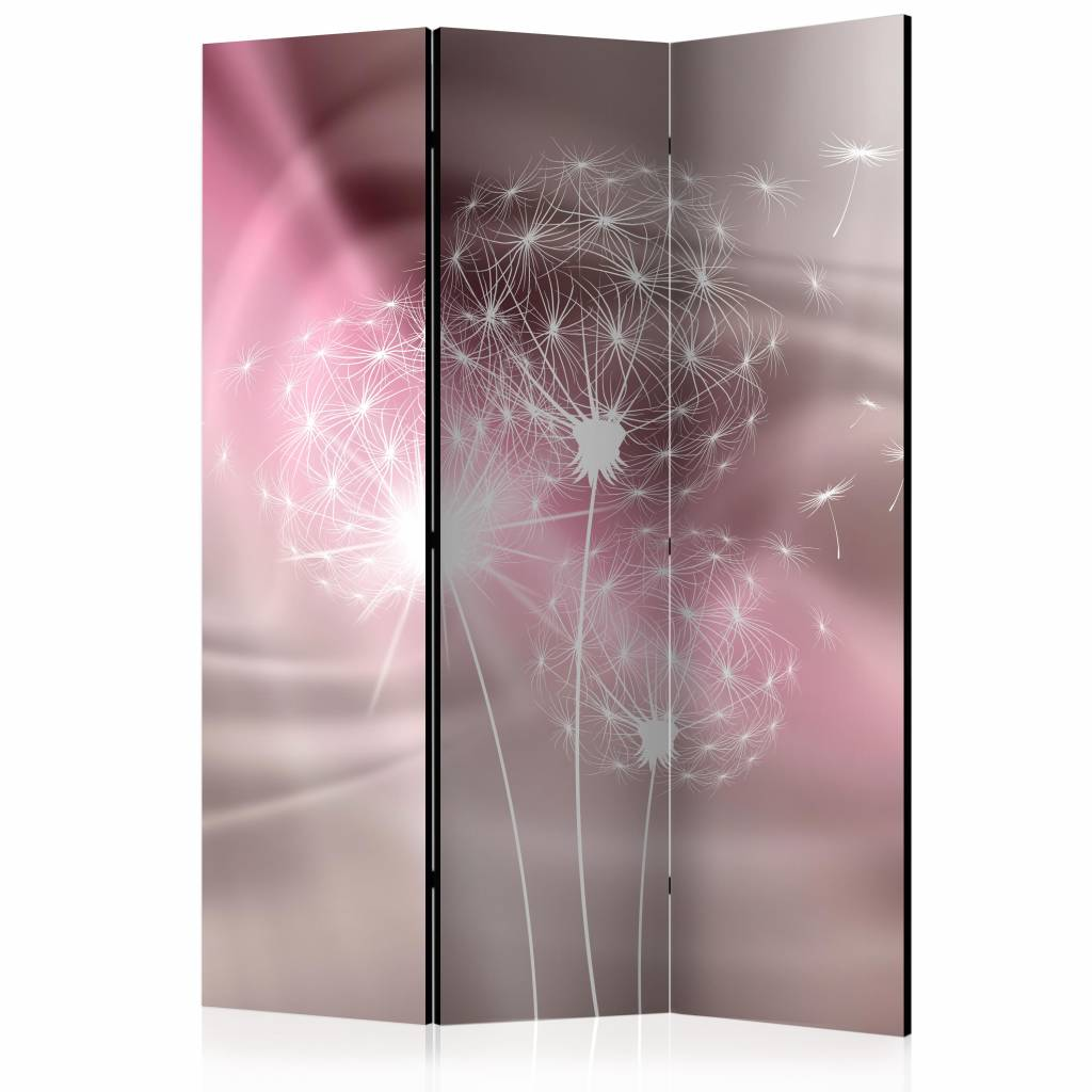 Vouwscherm - Magische Bloem 135x172 cm