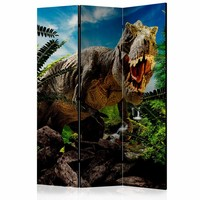 Vouwscherm - Boze Tyrannosaurus 135x172cm