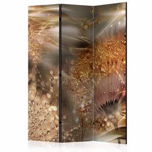 Vouwscherm - Wereld van de paardenbloem 135x172cm