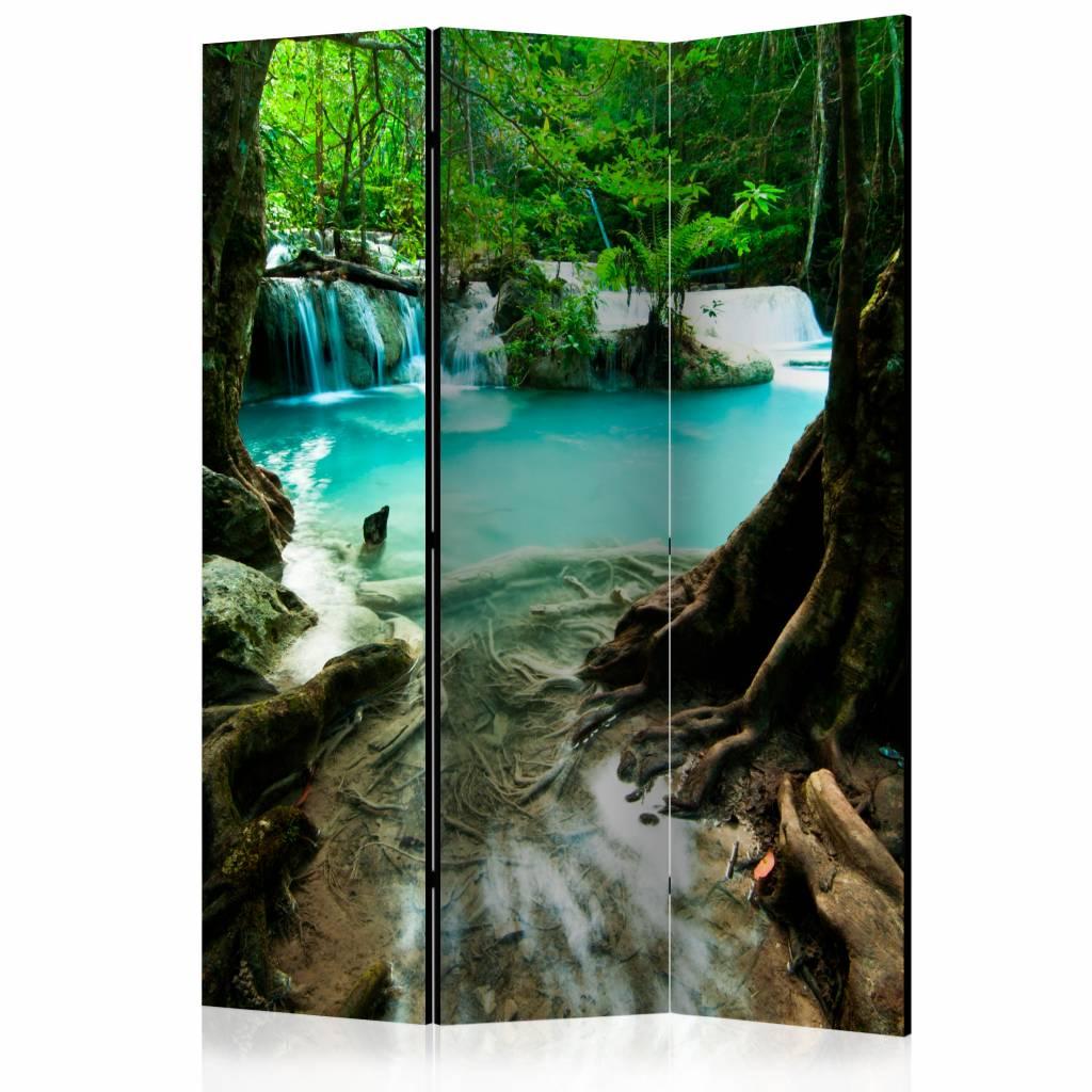 Vouwscherm - Kristalhelder water 135x172cm